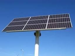 Energia solar placas lampadas controladores