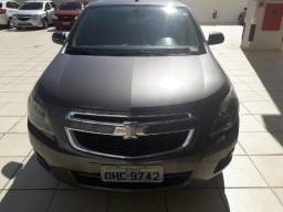 Chevrolet Cobalt 1.8 Ltz2013/2013 Cinza com GNV - 2013