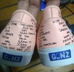 Tênis Adidas Gonz número 44