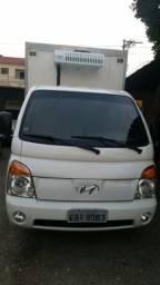 Troco Hyundai HR Baú refrigerado em Kombi refrigerada - 2008