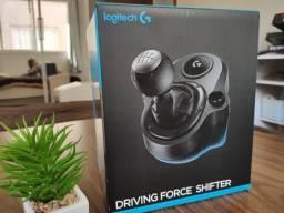 Câmbio Logitech Driving Force Shifter ps4/one/pc