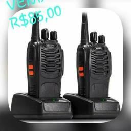 2 Rádios Comunicadores