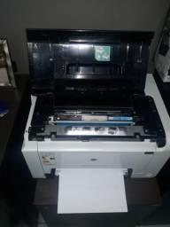 Impressora Hp Cp1025nw collor