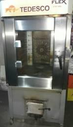 Forno de padaria a lenha