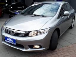 Honda Civic 2.0 Lxr 16v - 2014