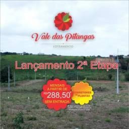 More na melhor localização de Carpina - Lotes a partir de 140m²