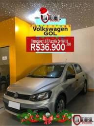 Volkswagen Gol Trendline 1.6 T.Flex 8V 5p - 2018