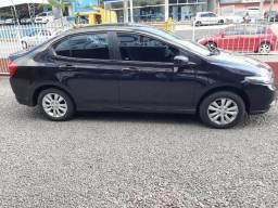 Honda City 1.5 Automático - 2013