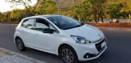 Peugeot 208 Allure 1.6 aut(6 marchas) 2018 Abaixo tabela - 2018