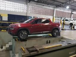 Fiat Toro Volcano Top de Linha - 2017