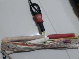 Barra do fone bandite(10) 2013 + pipa sem a bexiga bordô de ataque 888a0dadfb9ef