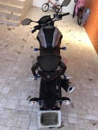 Yamaha MT-03 321cc 2017 - 2017
