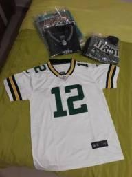 ed95c7417b Camiseta NFL Green Bay Packers Aaron Rodgers