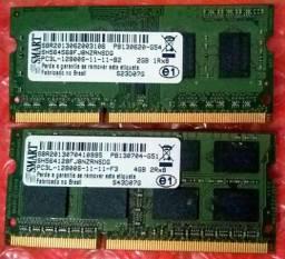 Pente de memória PC3L 12800S Low Voltage DDR3 entrego Rio do Sul a Indaial