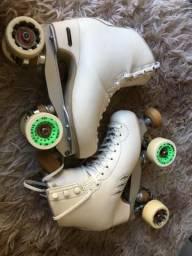 Vendo um patins Sonata Rye e acessórios