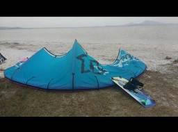 Kite 14 north com barra/ou troco
