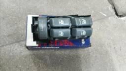 19244658 Interruptor do levantador dos vidros L.E. S10/Blazer 1996/2011