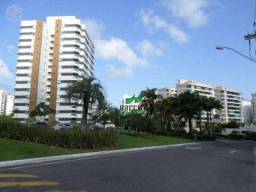 Apartamento residencial à venda, alphaville i, salvador - ap0760.