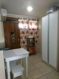 Apartamento com ar condicionado no centro de Imbé *