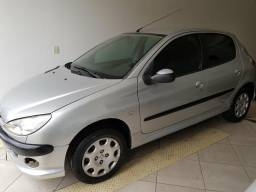 Peugeot 206 2007 Completo! - 2007