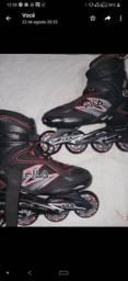 Vendo patins fila