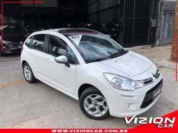 C3 Exclusive 1.6 Flex AT 16/17(Impecável)(Entrada R$ 6.000,00)
