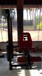 Cadeira extenso flexora