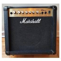 Amplificador Marshall MG15 CD para Guitarra