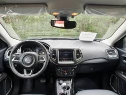Jeep Compass Longitude Turbodiesel 17/18 - Com Kit Safety e garantia de fábrica