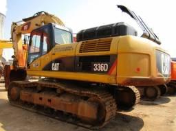 Escavadeira cat 336