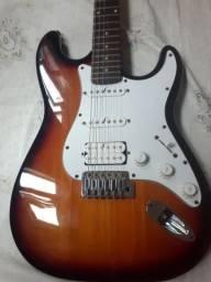 Guitarra condor rocky rx-30 novíssima sem marcas, está brilhando e o som está perfeito