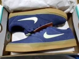 Tenis Nike SB Azul - Tamanho 42 (NOVO)
