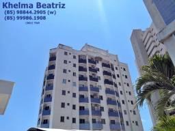 Apartamento, 2 quartos (original 3), varanda, 2 vagas, lazer, elevador, Damas