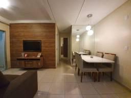 Lindo apartamento 2 quartos em Residencial Coqueiral - Entrar e morar!