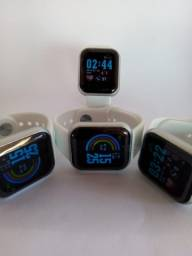 Smartwatch D20 Original Novo Com Notificações