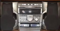 Mini System Sony Grx-500 -unico Dono