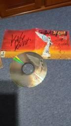 CD Angra - Angels Cry Autografado Importado (Andre Matos)