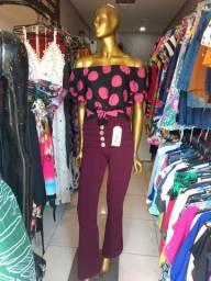 Passo loja de roupas feminina