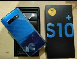 Samsung S10 Plus completo novo nota e garantia até Setembro 2021