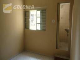 Casa para alugar com 1 dormitórios em Parque das nações, Santo andré cod:12507