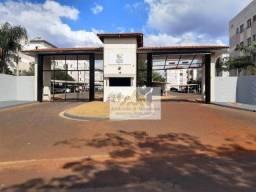 Apartamento com 2 dormitórios à venda, 50 m² por R$ 160.000,00 - Geraldo Correia de Carval