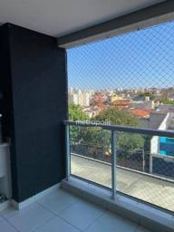Apartamento com 2 dormitórios para alugar, 75 m² por R$ 2.200,00/mês - Barcelona - São Cae