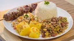 Contrato cozinheira / Samambaia Sul