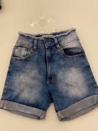 Peças jeans novas e semi novas 20 reais