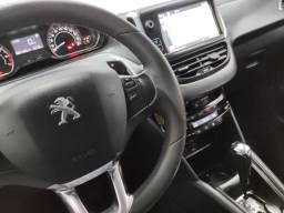 Peugeot 208 Griffe aut com teto ano 2014 ( impecável )