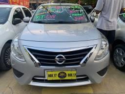 Nissan versa 2017 automático (Único Dono, entrada + 48x 848,00)