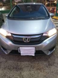 Honda Fit LX Automatico-Impecável