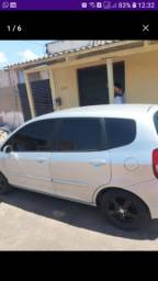Vendo Honda fit 2008 R$ 17.500.00