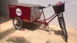 Bike para comércio