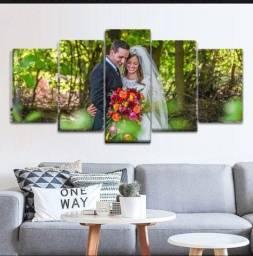 Bote sua foto na sua parede em forma de quadros